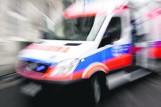 Wypadek w Oświęcimiu. Dziecko trafiło do szpitala