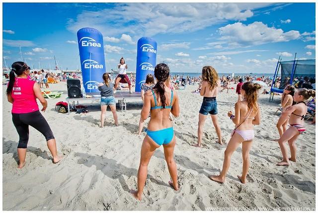 Strefa rodzinna w ramach Enea Ironman 70.3 Gdynia powstanie na plaży miejskiej