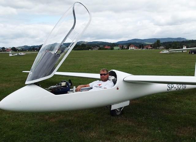 Grudziądzki pilot Jakub Jankowiak (Aeroklub Nadwiślański) wywalczył po 3. dniu 16. miejsce