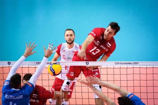 Sobotni półfinał mistrzostw Europy Polska - Słowenia w katowickim Spodku miał bardzo dramatyczny przebieg
