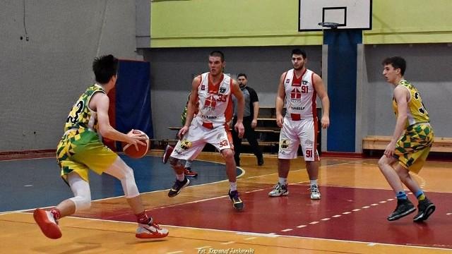 Koszykarze rezerw Tura Basket Bielsk Podlaski są liderami III ligi