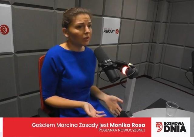 Monika Rosa, liderka Nowoczesnej na Śląsku