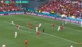 Euro 2020. Skrót meczu Dania - Belgia 1:2 [WIDEO]. Genialny De Bruyne