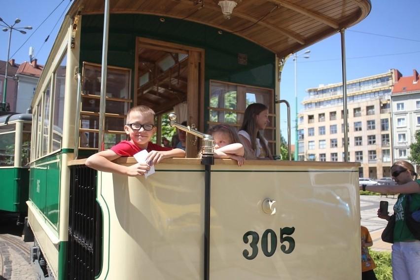 Odbudowany wagon pasażerski Carl Weyer