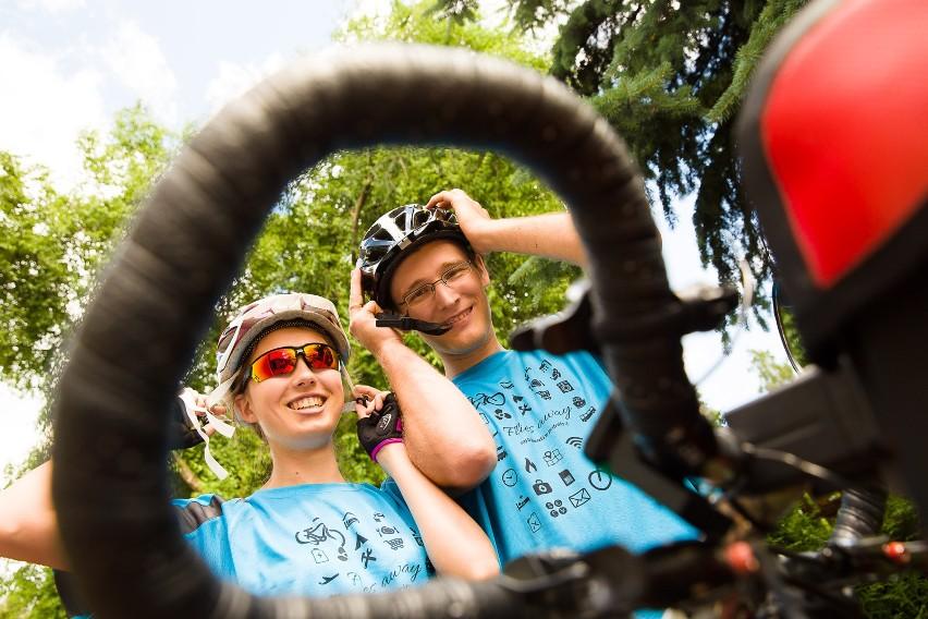 Jazda na rowerze w upale. Jak sobie radzić?