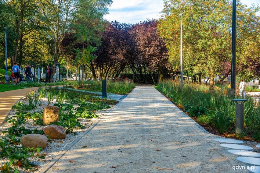 Pierwsza i druga część Parku Centralnego w Gdyni są już gotowe. Teraz czas na realizację trzeciego etapu.
