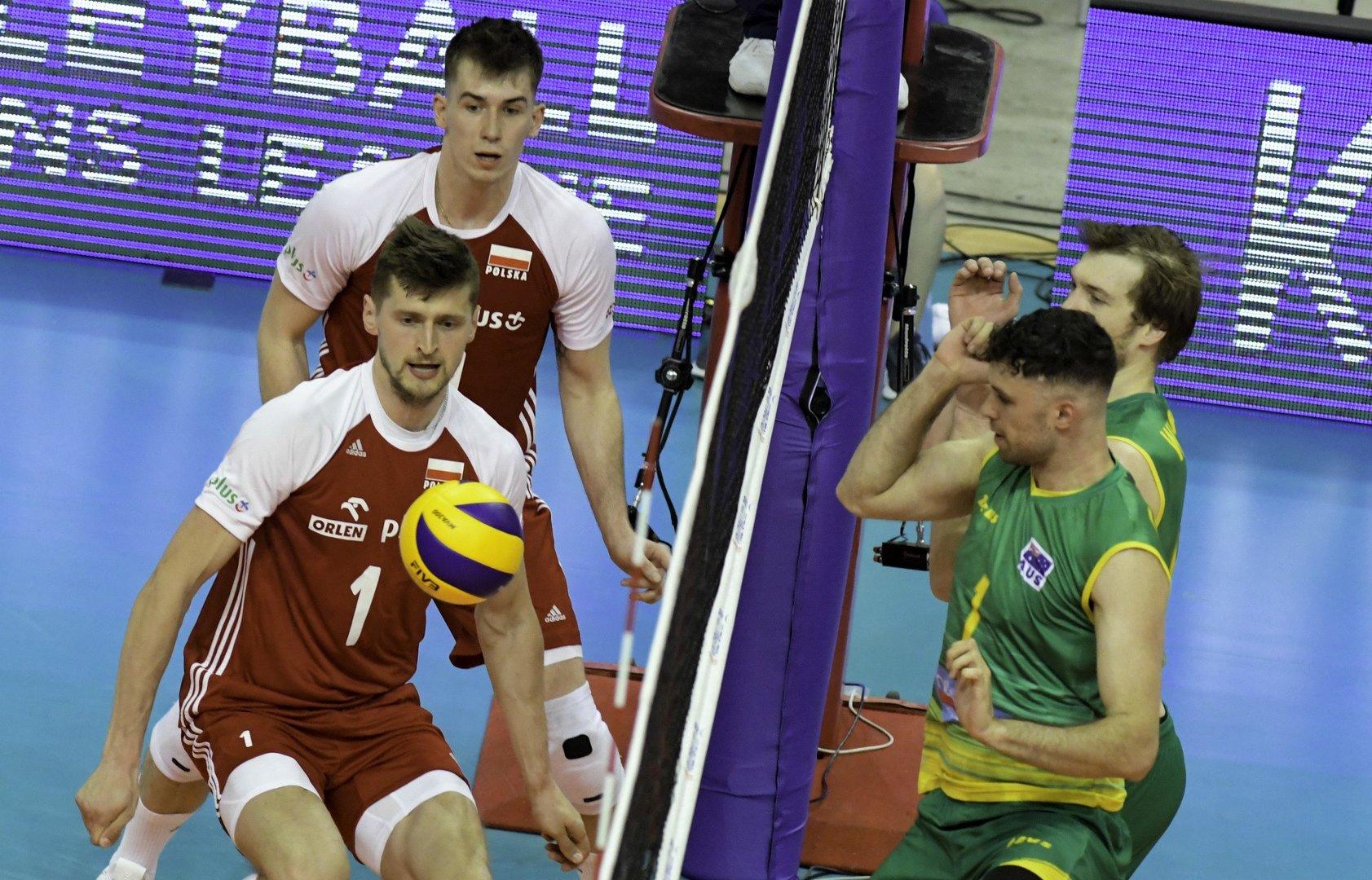 d440803b1 Polska - Australia, siatkarska Liga Narodów 2019. Relacja i wynik ...