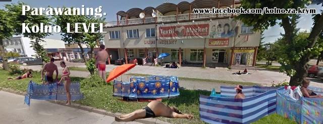 """Na fanpejdżu """"Zostawcie Krym - zabierzcie Kolno"""" na FB można znaleźć mnóstwo memów, których bohaterem (w krzywym zwierciadle) jest miasto Kolno. Czy mieszkańcy tego miasta mają się za co obrażać? Oceńcie sami."""