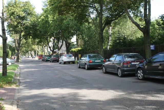 Ulica Przebendowskich jest jedną z objętych nowym planem.