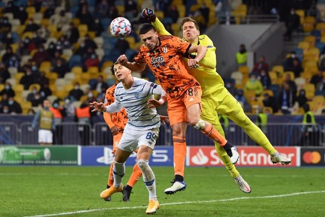 Wojciech Szczęsny podsumował wygraną Juventusu z Dynamem Kijów w Lidze Mistrzów