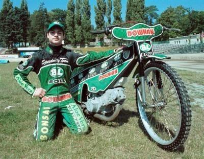 Rafał Kurmański był jednym z największych talentów zielonogórskiego żużla