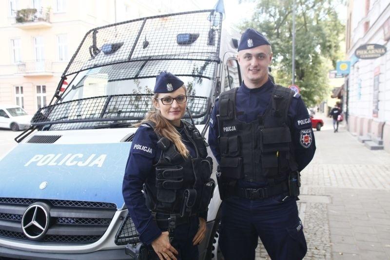 Mundurówka policja