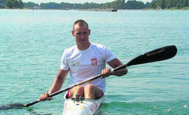Rafał Rosolski z białostockich Dojlid pojedzie na igrzyska do Rio de Janeiro