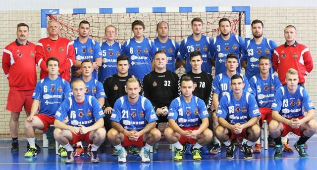Drużyna MTS Chrzanów w pełnej gotowości na nowy sezon w I lidze piłkarzy ręcznych - 2016/2017
