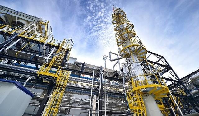 Złoże Przemyśl jest największym złożem gazu ziemnego w Polsce.