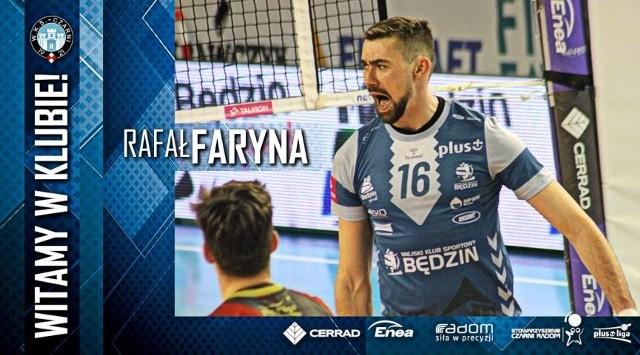 Rafał Faryna wraca do Radomia