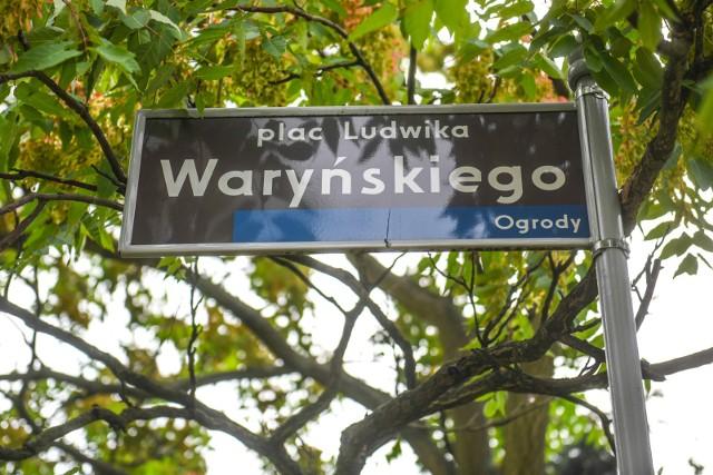 Plac Waryńskiego jednak zmieni nazwę?