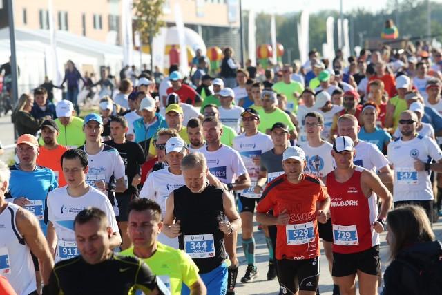 Migawki z poprzednich edycji maratonu w Szczecinie.