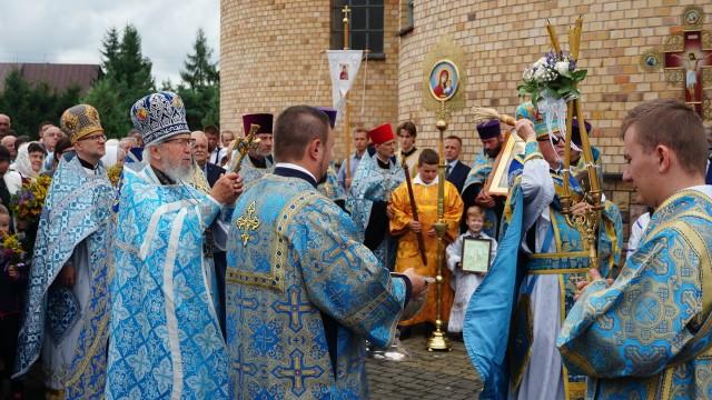 Cerkiew Zaśnięcia Najświętszej Maryi Panny w Bielsku Podlaskim