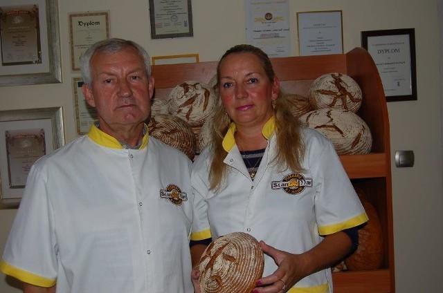 Marlena i Stanisław Szczęśni