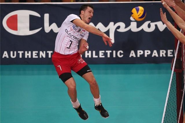 Olieg Achrem gra w Asseco Resovii od sezonu 2009/2010.
