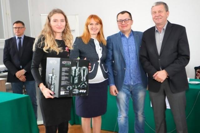 W etapie powiatowym 29. Olimpiady Wiedzy Rolniczej wygrał Paweł Celmer z Bocheńca (gm. Radomin)