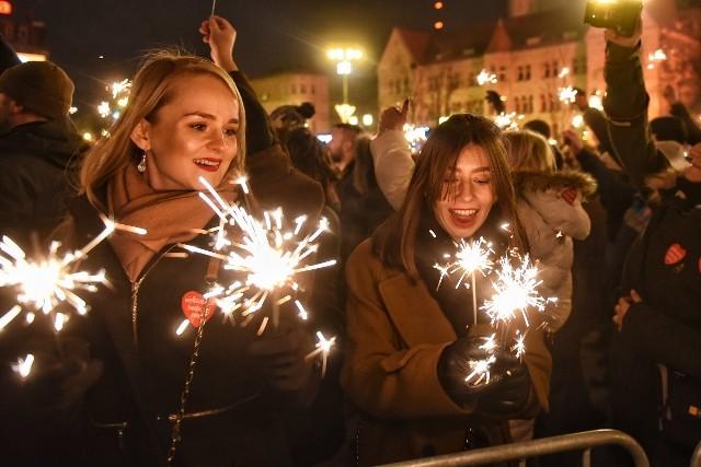 Światełko do nieba 2018 w Poznaniu. 26. Finał WOŚP za nami!