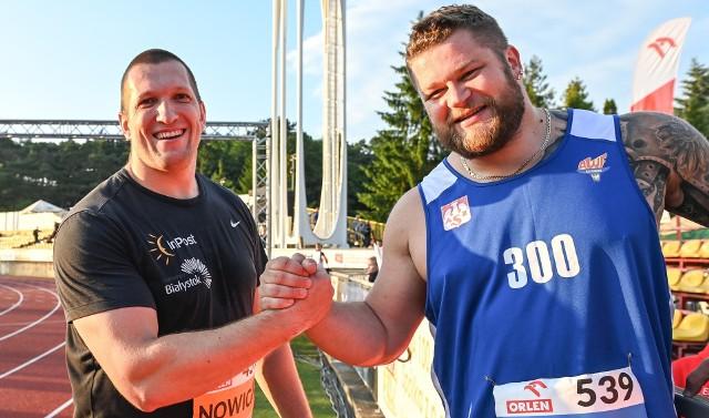 Paweł Fajdek i Wojciech Nowicki zamierzają, tak jak z mistrzostw Polski, wrócić z dwoma medalami z Tokio