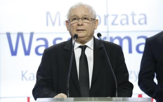 Jarosław Kaczyński. Prezes Prawa i Sprawiedliwości. Czy nowa kwota wolna od podatku zostanie wprowadzona?