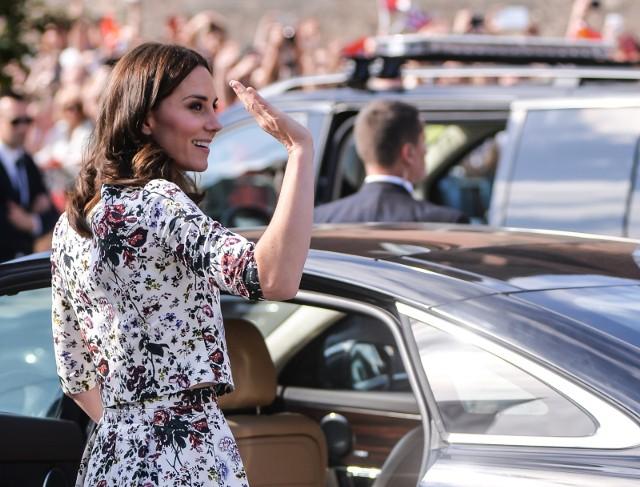 Księżna Kate żegna się z gdańszczanami