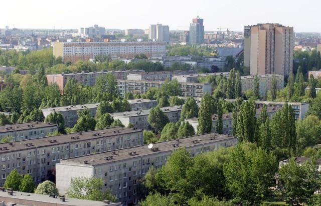 Rataje to jedno z największych osiedli mieszkaniowych w naszym kraju