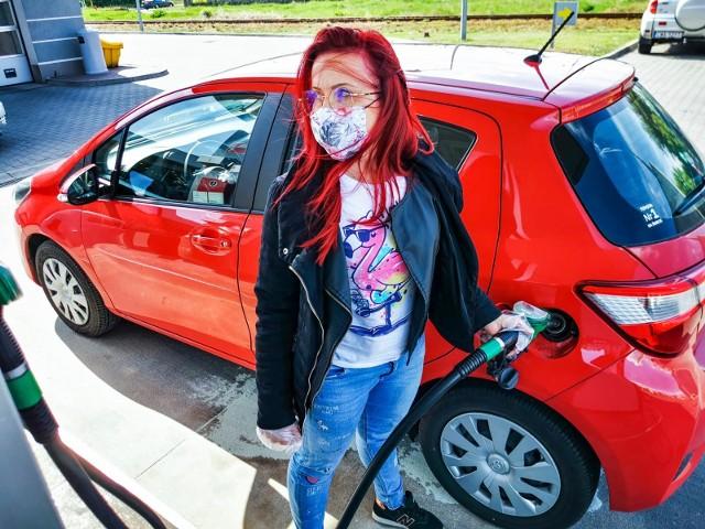 Ceny paliw na stacjach wzrosły średnio od 4 do 6 groszy na litrze.