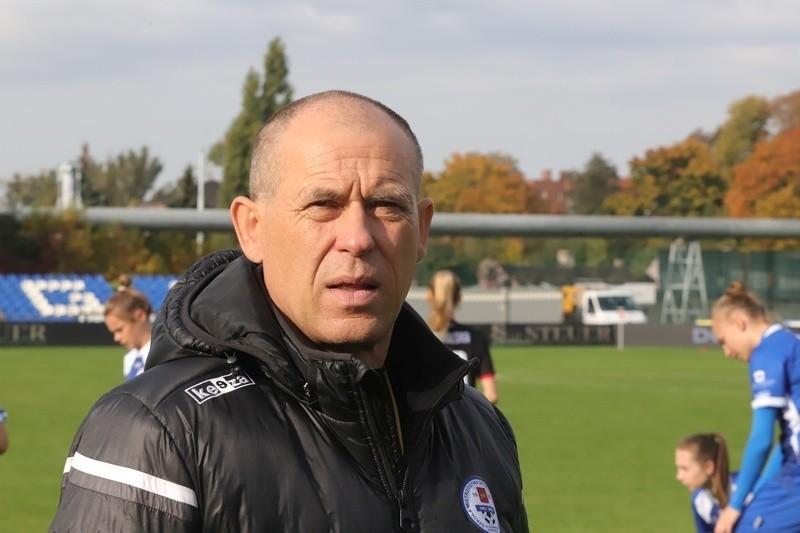 Futbol kobiet. Janusz Matusiak: Jest szansa  na wyjątkowy  sezon