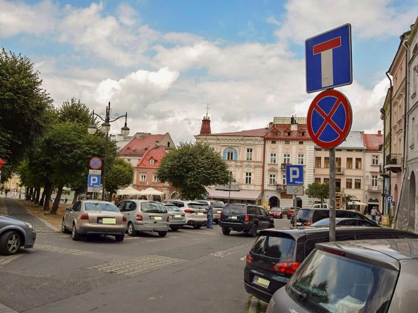 Niewielki parking w Rynku wkrótce zostanie zlikwidowany.