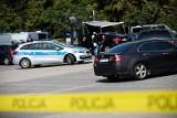 Piła: Podejrzany 22-latek uciekł goniącym go na drodze policjantom, ale nie wymknął się z obławy