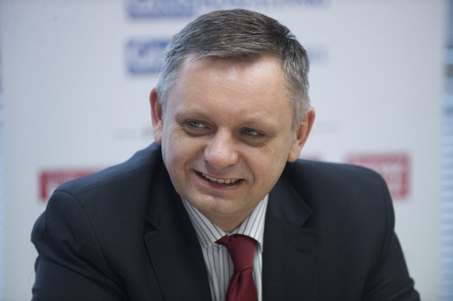 Piotr Jedliński, prezydent Koszalina