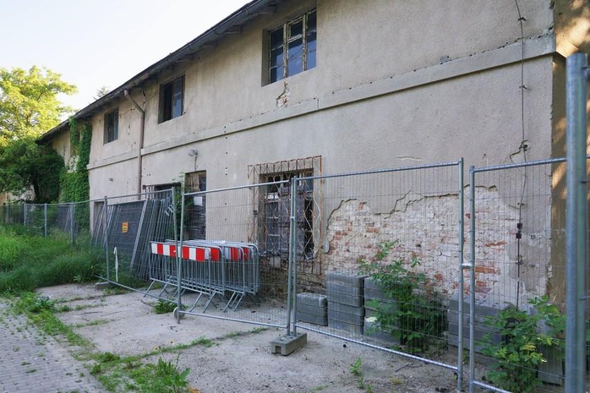 Stary, jednopiętrowy budynek akwarium ma zostać zastąpiony...