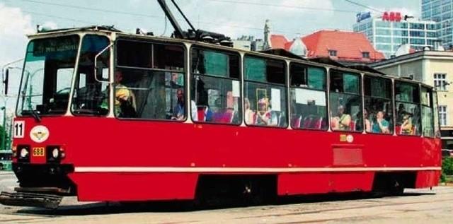 Wykolejenie tramwaju nr 6