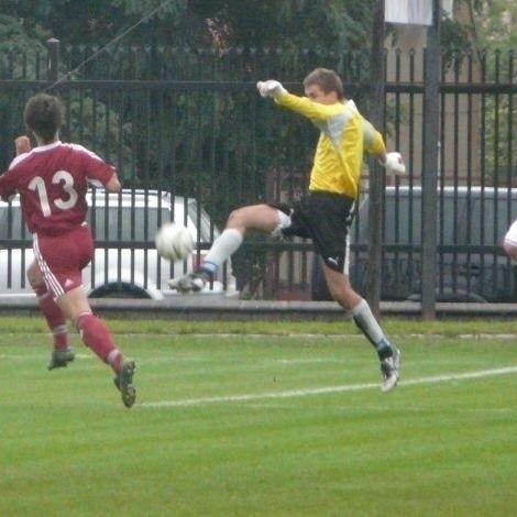 W Grajewie rozegrano mecz towarzyski reprezentacji U-16 Polska – Lotwa. Mecz zakonczyl sie remisem 1-1.