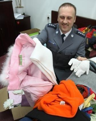 Jesteśmy wrażliwi na los dzieci. Zwłaszcza na los dzieci ze świetlicy przy Barszczańskiej. W końcu to nasz rejon - mówi komendant III komisariatu, nadkomisarz Krzysztof  Pilcicki.