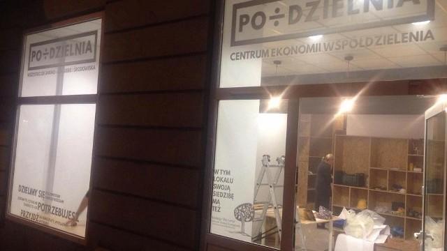 Po-Dzielnia będzie mieścić się przy ul. Głogowskiej 27.
