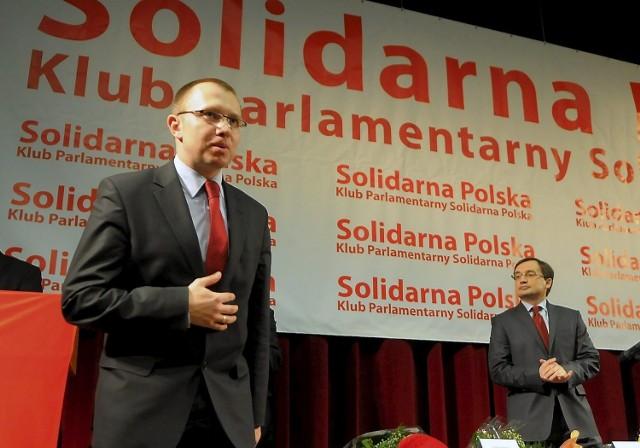 Piotr Szeliga. Posłem został niespodziewanie, nawet dla kolegów z PiS, w 2011 roku. - Zdecydowało wsparcie struktur PiS z  powiatu, pomoc rodziny, przyjaciół, znajomych, życzliwych ludzi - oceniał polityk