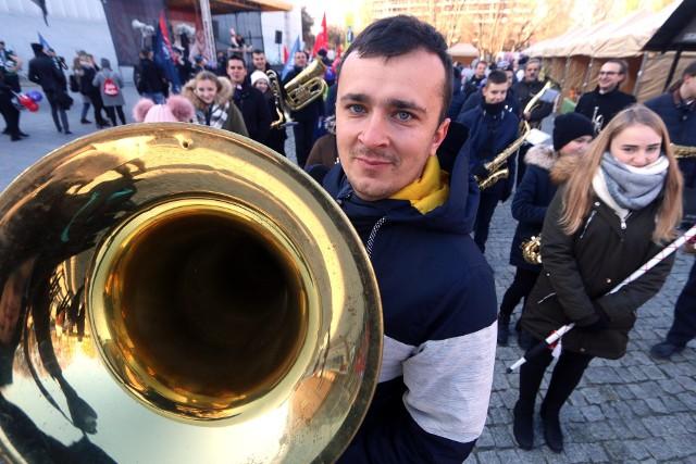 Marsz Szlachetnej Paczki w Lublinie