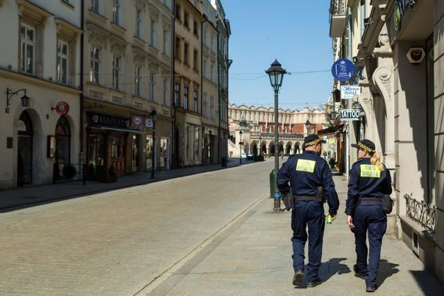 Mężczyzna przyznał się do winy i już nie pracuje w straży miejskiej
