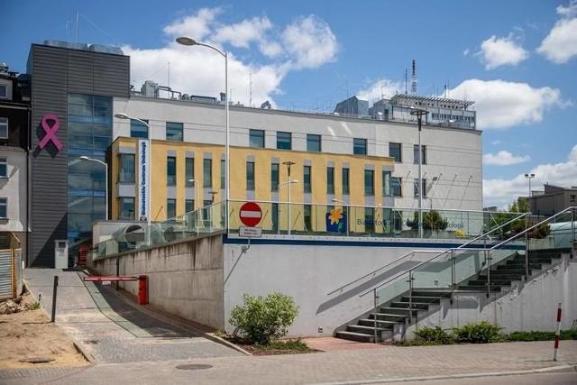 W BCO trwa dezynfekcja pokoi administracyjnych