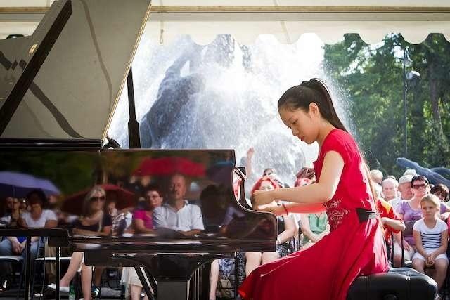 Tego lata koncerty przy fontannie Potop popularyzować będą muzykę wielkich kompozytorów i... taniec - to nowy pomysł na Festiwal Fontanna Muzyki
