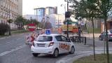 Uwaga na utrudnienia w centrum Białegostoku. Na Placu NZS remontują nawierzchnię (zdjęcia)
