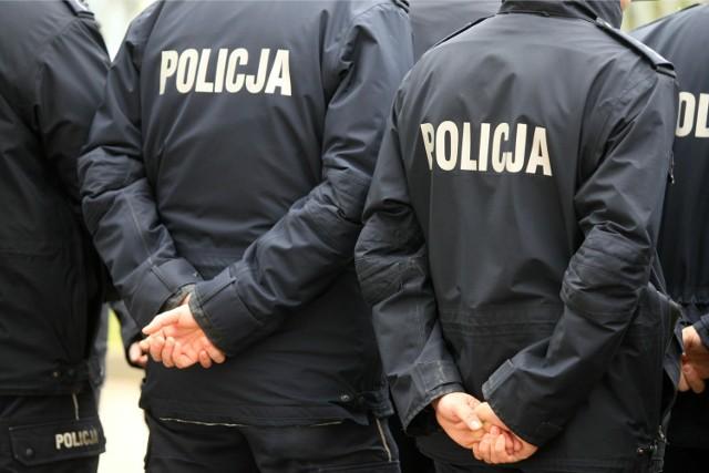 Były policjant stanie wkrótce przed sądem