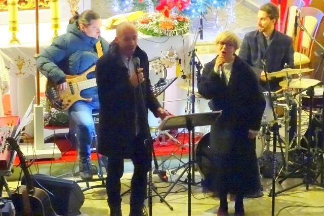 Koncert kolęd w Ługach