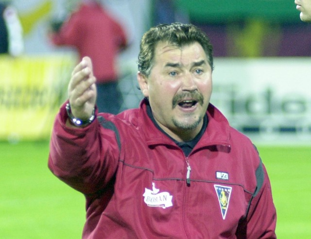 Trener musi czytać grę - mówi Bogusław Baniak.